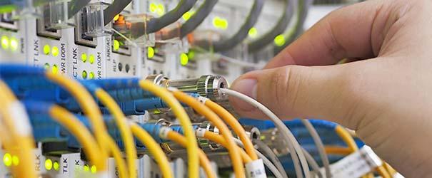 aanleggen netwerkkabel