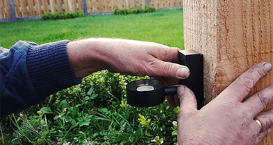 elektricien voor tuinverlichting